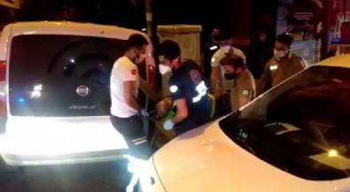 Seslere çıkan mahalleli gözlerine inanamadı! Kavga ettikleri ev arkadaşlarını balkondan aşağı attılar...