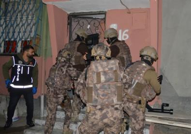 Adana merkezli 4 ilde uyuşturucu operasyonu! 40 gözaltı kararı