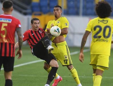 Fenerbahçe, Başkent'te 1 puana razı oldu