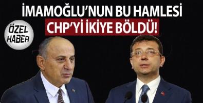 İmamoğlu'nun yeni 'Genel sekreter' ataması, CHP'nin canını sıktı!