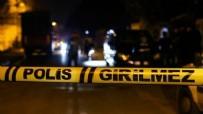 SANAYİ SİTESİ - İstanbul'daki sığınma evinden Bingöl'e getirdiği eşini sokak ortasında öldürdü