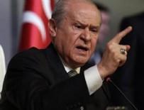 SAĞLıK BAKANLıĞı - Bahçeli sert konuştu: Demirtaş teröristtir!