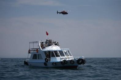 Van Gölü'nde batan tekne ile ilgili sıcak gelişme!