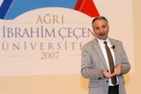 AİÇÜ Rektörü Karabulut, 'Ağrı Bir Sağlık Kenti Olacak'