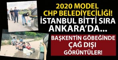 Ekrem İmamoğlu yapar da Mansur Yavaş geri durur mu? İstanbul'dan sonra Ankara da 90'ları yaşamaya başladı