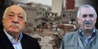 MURAT KARAYILAN - PKK ve FETÖ'nün alçak iş birliği teröristin itirafıyla ortaya çıktı