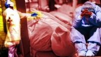 CALIFORNIA - ABD'de son 24 saatte Covid-19 nedeniyle yaşamını yitirenlerin sayısı...