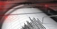 DEPREM - Akdeniz'de korkutan deprem