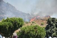 BÜYÜKŞEHİR BELEDİYESİ - Haberler peş peşe geldi! 7 ilde yangın çıktı! Müdahale sürüyor...