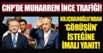 BASIN TOPLANTISI - CHP Genel Merkezi'nde İnce trafiği! Kılıçdaroğlu'ndan 'görüşün' isteğine dikkat çeken yanıt...