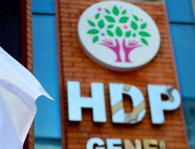 HDP'li 5 isme taciz soruşturması!