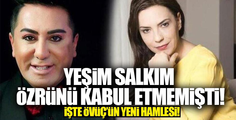 Murat Övüç'ten yeni Yeşim Salkım hamlesi!