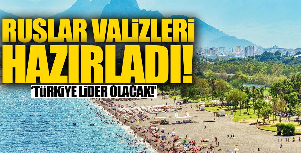 Rusya'dan önemli açıklama! Türkiye Lider ülke olacak!