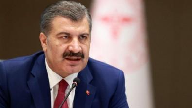 Sağlık Bakanı Koca'da dikkat çeken uyarı: O kadar kötü ki ölüm korkusu başlıyor