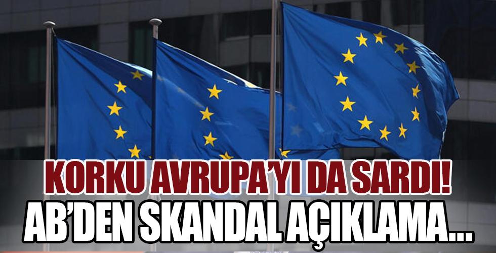 Avrupa'dan skandal açıklama: Yunanistan'ın yanındayız