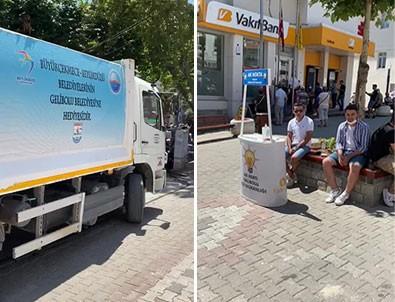 CHP'nin çöp siyaseti devam ediyor!