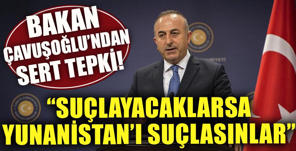 Bakan Çavuşoğlu Azerbaycan Dışişleri Bakanı Bayramov ile basın toplantısında!