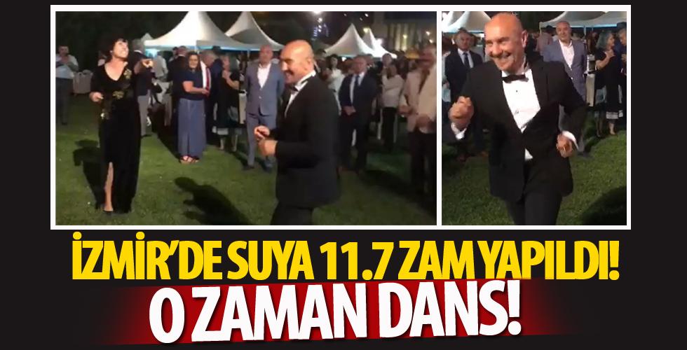 İzmir'de suya yüzde 11,7 zam yapıldı