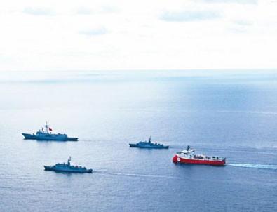 MSB Dünyaya duyurdu! 'Misakımız Mavi Vatandır'