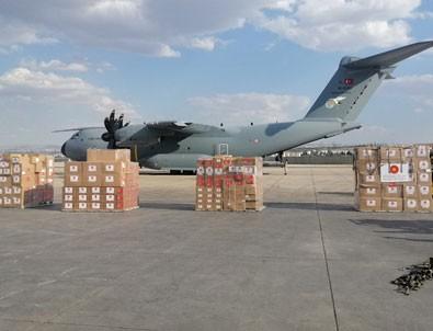 Türkiye'den Lübnan'a yardım eli!
