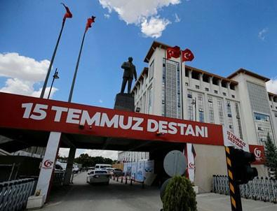 Ankara Emniyeti'nde nöbet değişimi!