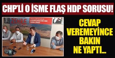 CHP'li Muharrem Erkek cevap vermedi