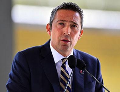 Fenerbahçe Başkanı Ali Koç: 'O ismi almamız sıkıntı oldu!'