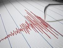 DARÜSSELAM - O ülkede şiddetli deprem!