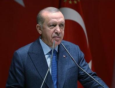 Başkan Erdoğan'dan dünyaya çok net Doğu Akdeniz mesajı!
