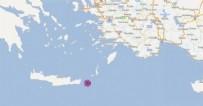 DEPREM - Akdeniz'de 4,1 büyüklüğünde deprem