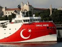 MÜHENDISLIK - Yunanistan'ı çıldırtan gemi! İşte Oruç Reis'in merak edilen özellikleri