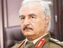 BINGAZI - İstihbarat askeri itiraf etti! Hafter köşeye sıkıştı!