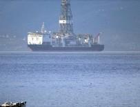 KıYıKÖY - İşte Türkiye'nin bulduğu petrol yatakları!