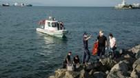 SAHİL GÜVENLİK - Denizde ceset bulundu!