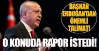 PSIKOLOJI - İletişim Başkanı Altun duyurdu: Cumhurbaşkanı Erdoğan'dan önemli talimat