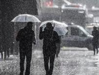DOĞU ANADOLU - Meteorolojiden sağanak uyarısı