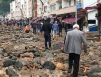 KEMAL KILIÇDAROĞLU - Giresun'da meydana gelen sel felaketinde ölü sayısı 5'e yükseldi