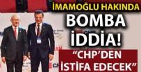 MUHARREM İNCE - Turgay Güler'den olay 'Ekrem İmamoğlu' iddiası: CHP'den istifa edecek