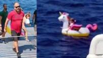 GIDA TAKVİYESİ - 5 yaşındaki çocuk Akdeniz'in ortasında tesadüfen bulundu