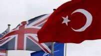 TELEFON GÖRÜŞMESİ - Türkiye- İngiltere arasında kritik görüşme!
