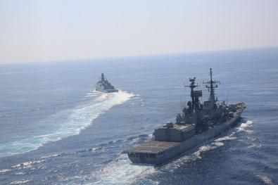 Doğu Akdeniz'de Deniz Eğitimleri Hız Kesmiyor