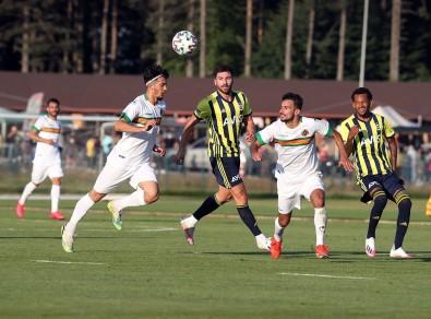 Fenerbahçe Hazırlık Maçında Alanyaspor İle 1-1 Berabere Kaldı