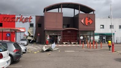 Fransa'da ATM'ye Bombalı Saldırı