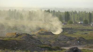 Iğdır'da Doğalgaz Boru Hattında Patlama Açıklaması 4 Yaralı