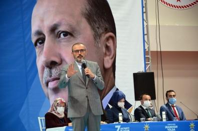 AK Parti Genel Başkan Yardımcısı Ünal, İsim Vermeden CHP'ye Yüklendi