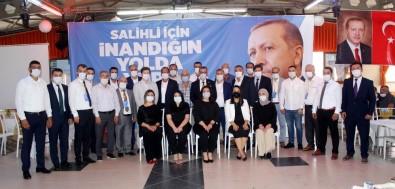 AK Parti Salihli'de Selçuk Dinç Güven Tazeledi