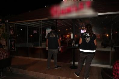 Antalya'da Bin 126 Polisle Huzur Ve Güven Uygulaması