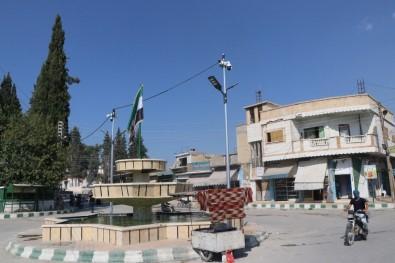 Barış Pınarı Bölgesi Güvenlik Kameralarıyla Gözetleniyor