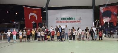 Çan Belediyesi Oryantiring Bilgi Yarışmasında Ödül Töreni