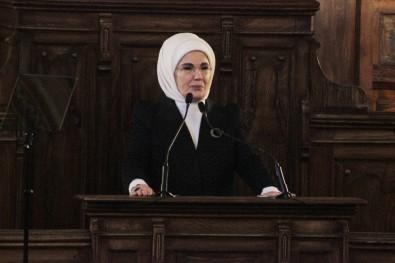 Cumhurbaşkanı Erdoğan'ın Eşi Emine Erdoğan'dan 'Yörük Kızı Emine' Mesajı